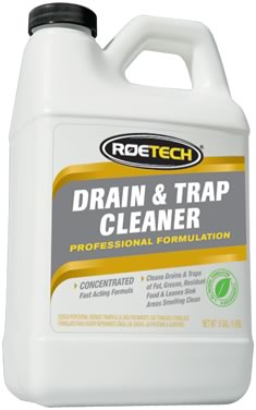 Drain Amp Trap Cleaner Roetech By Roebic Laboratories