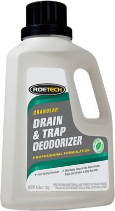 Drain Amp Trap Deoderizer Roetech By Roebic Laboratories
